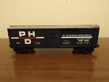 O Lionel #17875 Port Huron & Detroit box car, NIB