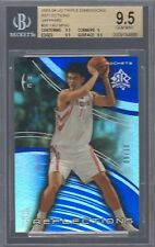 2003-04 UD Triple Dimensions Reflections #9/10 Sapphire YAO MING BGS 9.5 Gem Mt