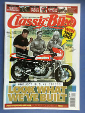 CLASSIC BIKE - December 2007 - Moto Guzzi V7 - Ducati's Forgotten Engines