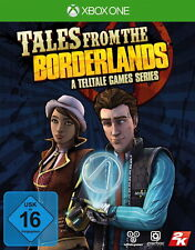 Tales From The Borderlands - A Telltale Games Series (Microsoft Xbox One, 2016)