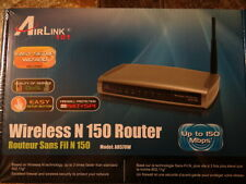 AirLink 101 AR570W 150Mbps 802.11n Wireless LAN 4-Port Router with firewall