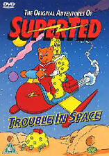 SUPERTED - TROUBLE IN SPACE - DVD - REGION 2 UK