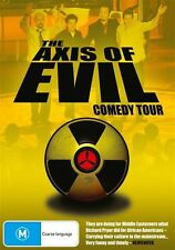 Axis of Evil - Comedy Tour (DVD, 2009) Brand New  Region 4