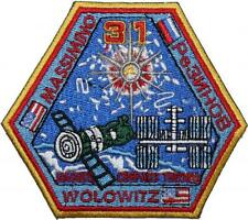Big Bang Theory Howard Wolowitz Astronaut Embroidered Patch Sew/Iron-on 10cm