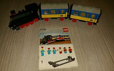 Train lego ref 7710 sans personnage ni rails