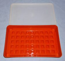 Tupperware Paprika Color Bacon Deli Meat Cheese Keeper Container