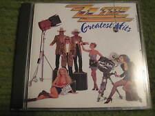 Original ZZ TOP GREATEST HITS Warner Brothers 1992