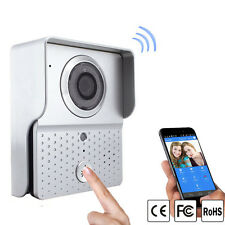 Smart DoorBell Wireless WiFi Video IR Camera Door Phone Intercom Home Security