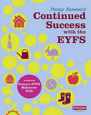 Penny Tassoni's Continued Success with the EYFS DVD  - will consider best offer