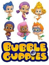 Bubble Guppies # 12 - 8 x 10 - T Shirt Iron On Transfer