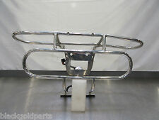 EB186 14 HARLEY FLHTK ELECTRA GLIDE ULTRA LIMITED CUSTOM REAR BUMPER DAMAGED