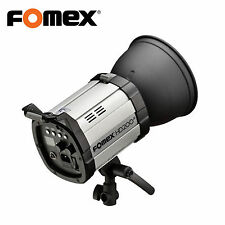 FOMEX HD200p Strobe HD prop Studio Flash Lamp 200w 5,500k LED Light