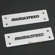 Mazdaspeed Sports Auto Car Floor Mat Carpet Emblem Badge For Mazda 2 3 6 CX-5
