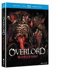 Overlord, The Complete Series, Anime, DVD, Used, 2016, Entire Series, Japan