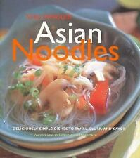 Asian Noodles : 75 Dishes to Twirl, Slurp, and Savor by Nina Simonds (1997,...