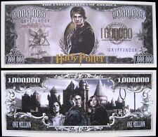 US DOLLAR COLLECTOR  HARRY POTTER  CINEMA  MUSIQUE  WESTERN  Ref.103