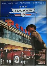 TUCKER A man and his dream Affiche Cinéma / Movie Poster FRANCIS FOR COPPOLA