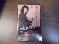 "NEW SEALED ""Laura Branigan"" Self Control Cassette Tape   (G)"
