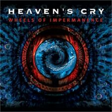 HEAVEN`S CRY - Wheels of Impermanence (NEW*CAN PROG METAL*PSYCHOTIC WALTZ)