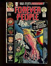 Forever People #9 FNVF Giant Kirby Royer Simon Deadman Sandman