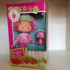 Vintage 1982 Strawberry Shortcake Doll Raspberry Tart Boxed
