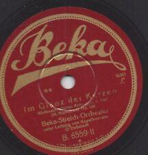 Beka Orchester  Otto Dobrindt 1929 : Im Glanz der Weinachtskerzen