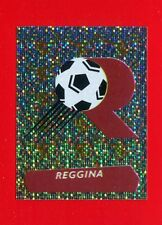 CALCIATORI Panini 2000-2001 - Figurina-sticker n. 313 - REGGINA SCUDETTO -New