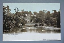 R&L Postcard: Guy Cliff's House Warwick, Burgis & Colbourne 1904