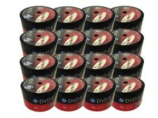 800 Pack HP Brand Logo Blank 16x DVD-R DVDR Recordable Disc Media Wholesale Lot