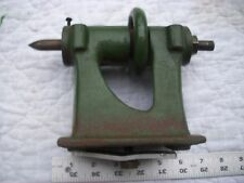 "Tailstock Assembly  from Sears Companion 8"" Wood Lathe with 2 1/2"" Bed rail gap"