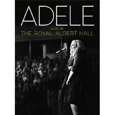"Adele - ""Live At The Royal Albert Hall"" 2011 (NEW DVD + CD)"