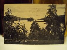 Sagamore Hotel / Great Camp / ADK / Adirondack / Long Lake / NY / RPPC
