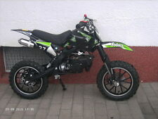 Dirtbike Pocketbike Crossbike Cross Dirt Pocket Bike 49 ccm cc Tuning
