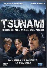 TSUNAMI - TERRORE NEL MARE DEL NORD - DVD (USATO EX RENTAL)