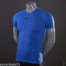 NIKE PRO COMBAT DRI-FIT COMPRESSION SHIRT SIZE LARGE $70 RETAIL