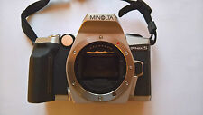 Minolta Dynax 5 SLR 35 mm Film Camera with Lens AF ZOOM 75-300mm 1:4.5(32)-5.6