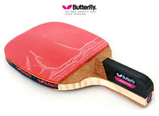 Premium Butterfly ADDOY P20 Table Tennis Racket Penhold Paddle Ping Pong