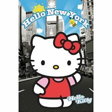 Hello Kitty Poster Print Wall Art Times Square New York Picture 61cmx91.5cm(382)