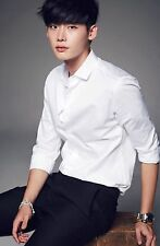 "LEE JONG SUK Posters KPOP Korean Actor Silk Poster Prints 12x18"" KOREAM47"