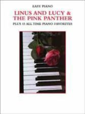 Linus and Lucy and the Pink Panther : Plus 15 All Time Piano Favorites (1995,...