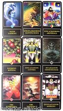 Osho Zen Tarot: The Transcendental Game of Zen ENGLISH 79 Fortune Deck Cards New