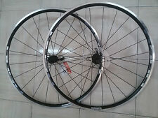 COUPLE WHEELS RACE SHIMANO R500 WH-501 BLACK NEW