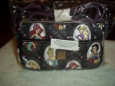 Disney Dooney & Bourke Runway Princess Pouchette NWT