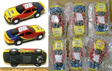 6 piece Artin 1/43 scale FORD TAURUS Stock Slot Race Car Unused Factory Bagged
