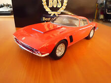 ISO Grifo 7 Litre IR8 V8 7.0 1972 rot red  lim 1/1000 NEU NEW BoS Resin 1:18