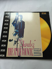 The Style Council LASERDISC SHOWBIZ