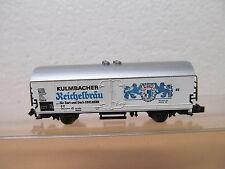 MES-35694 Fleischmann SpN Kühlwagen DB Kulmbacher Reichelbräu sehr guter Zustand