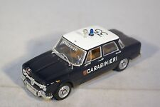 MINICHAMPS ALFA ROMEO GIULIA CARABINIERI NEAR MINT CONDITION