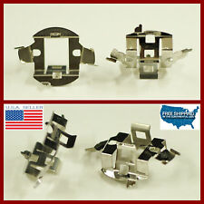 2x H7 bulb Retainer Clip socket Holder Adapter BMW Saab Mercedes Audi VW POSCHE