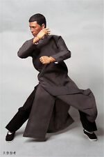 NEW 1/6 action figure suit Ip Man 3 Donnie Yen Wing chun master model
